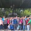 Wyjazdy szkolne ucznWizyta uczniów w Teatrze Pinokioiów MSPEI w Łodzi a