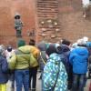 Wycieczka uczniów podstawówki do Warszawy