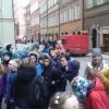 Wycieczka uczniów do Warszawy