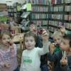 W bibliotece w szkole podstawowej