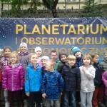 Wycieczka do Planetarium w Łodzi