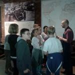 Wizyta w muzeum historii