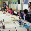 Wizyta uczniów na Akademii Sztuk Pięknych w Łodzi.