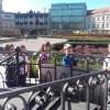Wycieczka uczniów podstawówki SEI do kanału Dętka