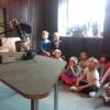 Wizyta uczniów w Radiu Łódź