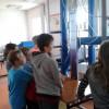 Uczniowie MSPEI w Instytucie Maszyn PŁ