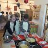 Zajęcia kulinarne w MSPEI w Łodzi