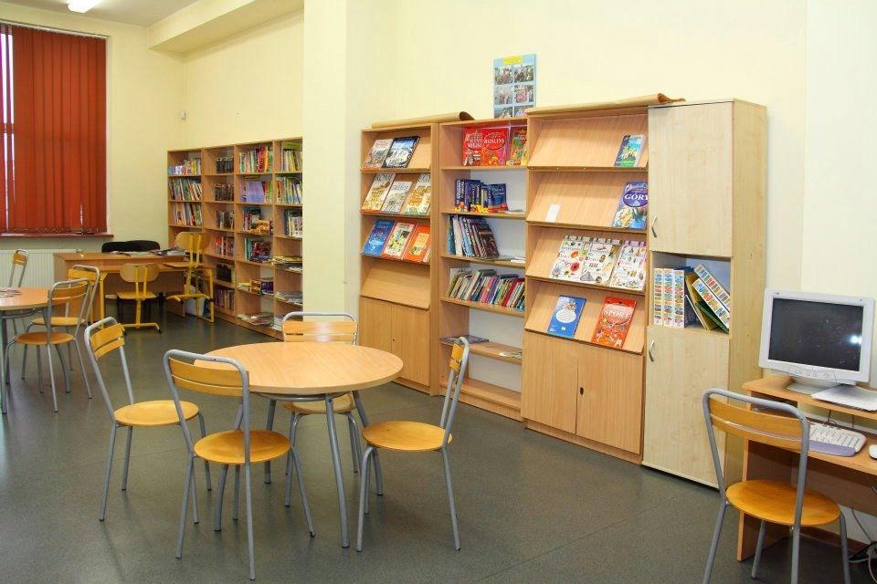 Biblioteka MSPEI w Łodzi