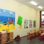 Sala lekcyjna MSPEI w Łodzi