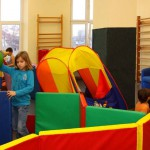 Sala zabawa MSPEI w Łodzi