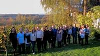 Wycieczka szkolna uczniów MSPEI w Łodzi