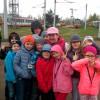 Wizyta uczniów podstawówki w zajezdni tramwajowej MPK- Łódź