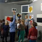 Wizyta uczniów podstawówki w muzeum