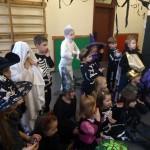 Halloween w szkole prywatnej w Łodzi