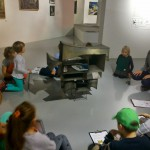 Warsztaty plastyczne w muzeum