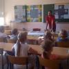 Lekcja w MSPEI w Łodzi