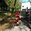 Wycieczka rowerowa uczniów MSPEI