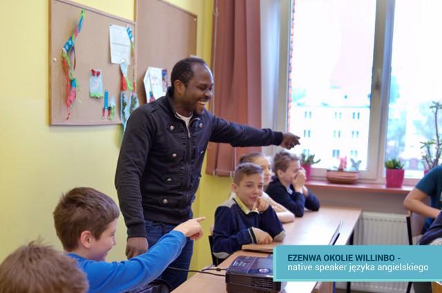 Nauczyciel języka angielskiego w MSPEI w Łodzi