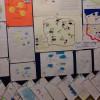 Mapy pogodowe stworzone przez uczniów
