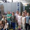Wizyta uczniów firmie Bilplast
