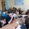 Lekcja przyrody i geografii w MSPEI w Łodzi