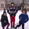 Aktywna lekcja na świeżym powietrzu uczniów MSPEI w Łodzi.