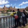 hiszpańska wyprawa uczniów MSPEI w Łodzi