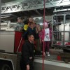 Wizyta uczniów MSPEI w Straży Pożarnej.