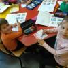 Najmłodsi uczniowie MSPEI w Łodzi