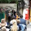 Uroczystość szkolna w MSPEI w Łodzi