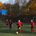 Zawody sportowe uczniów szkół podstawowych.