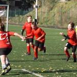 Turniej piłkarski uczniów