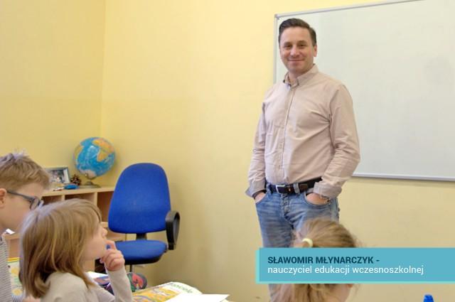 Kadra nauczycielska MSPEI w Łodzi