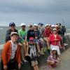 Wycieczka szkolna nad morze