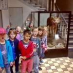 Wizyta w ogrodzie zoologicznym