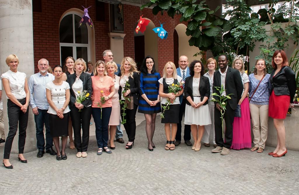 Kadra nauczycieli MSPEI w Łodzi