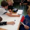 Plastyka praktyczna na lekcji w szkole podstawowej
